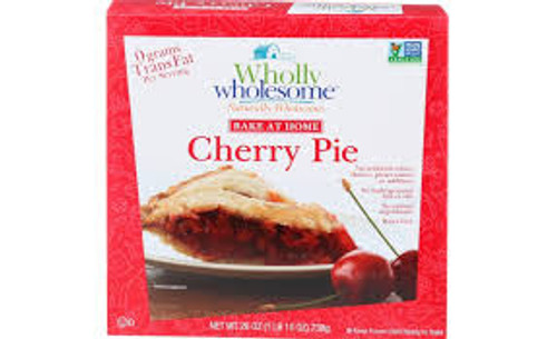 WHOLLY WHOLESOME: Organic Cherry Pie