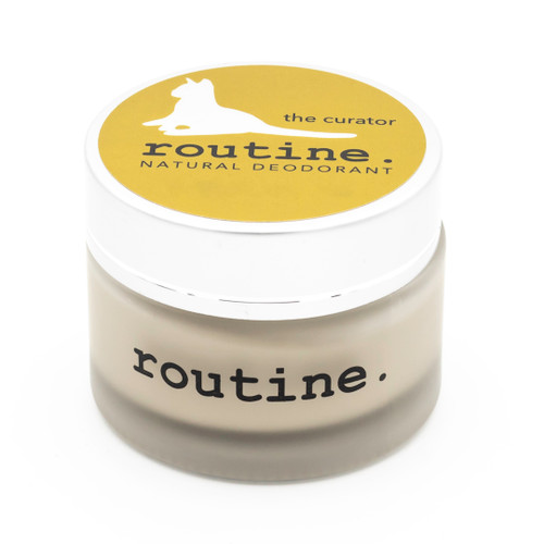 Routine: Natural Deodorant - The Curator (58g)