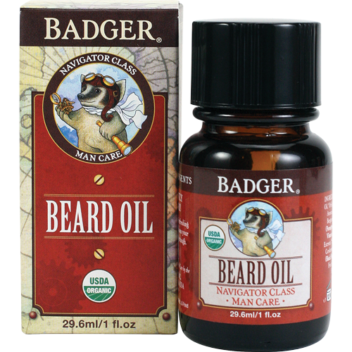 Badger: Beard Oil (29.6ml)