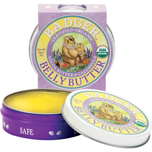 Badger: Belly Butter (56g)