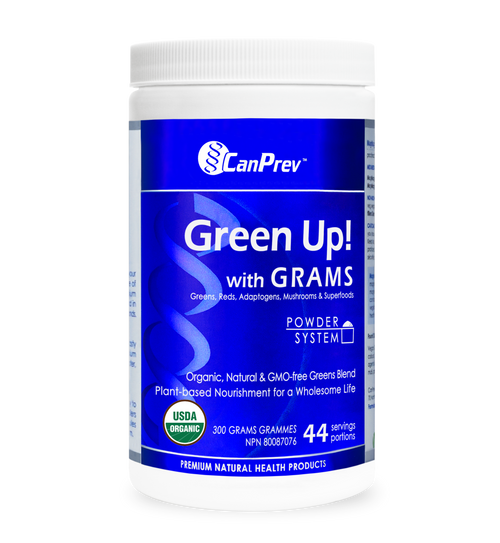 CanPrev: Green Up! with GRAMS
