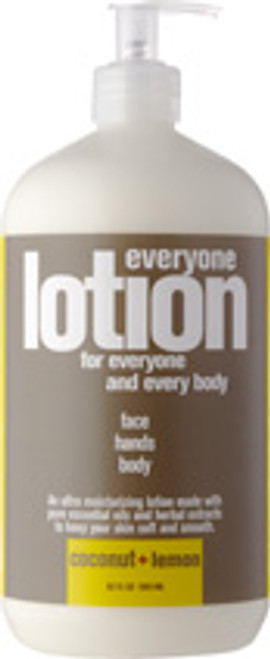 Everyone: Lotion Coconut + Lemon (946ml)