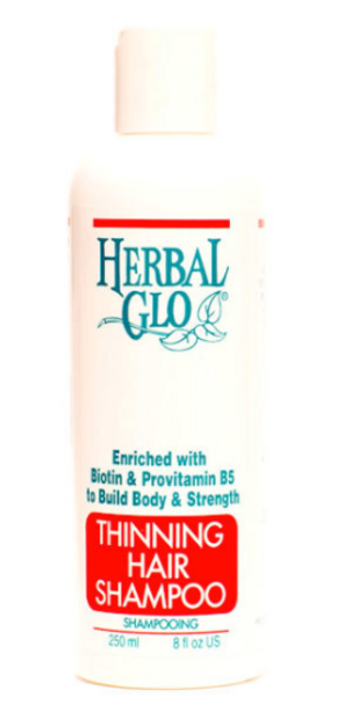 Herbal Glo: Advanced Thinning Hair Shampoo (250ml)