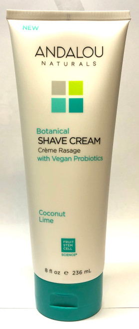 Andalou Naturals: Coconut Lime Shave Cream