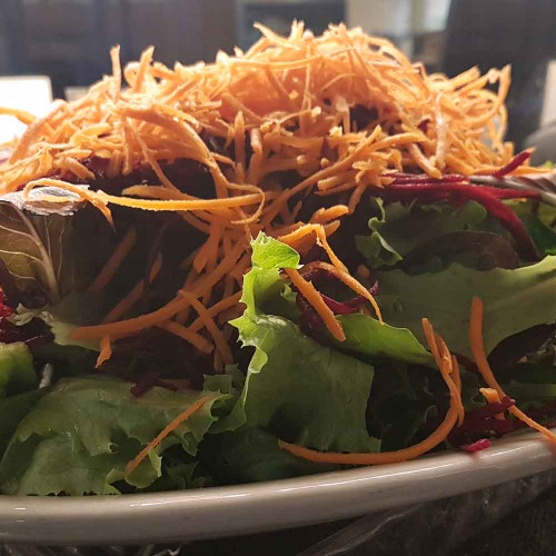 Lifestyle Cafe: Mixed Greens Salad