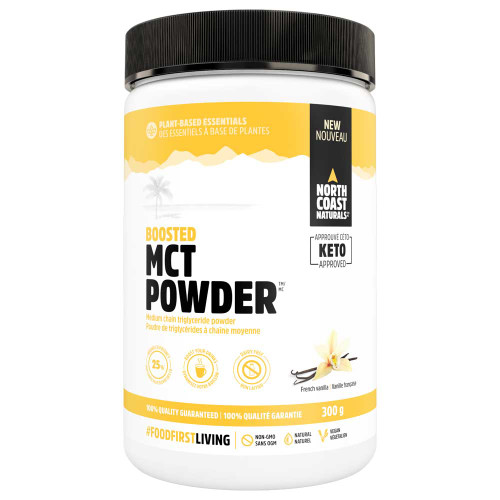 Boosted MCT Powder - French Vanilla