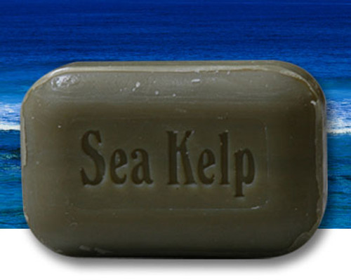 The Soap Works: Sea Kelp Bar Soap (110g)