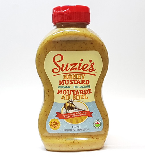 Suzie's: Honey Mustard