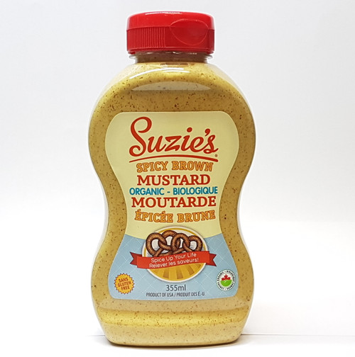 Suzie's: Spicy Brown Mustard