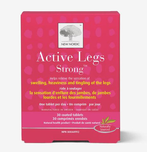 New Nordic: Active Legs Strong