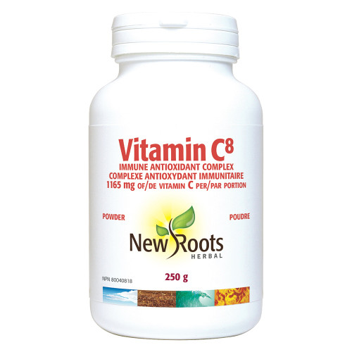 New Roots Herbal: Vitamin C8 (250g)