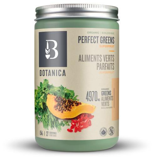 Botanica: Perfect Greens - Superfruit