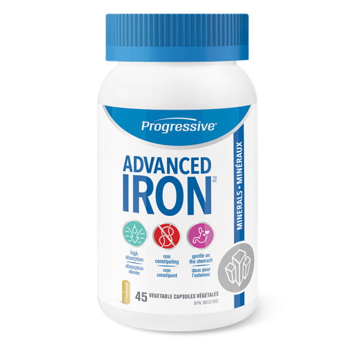 Progressive: Advanced Iron (45 vcaps)