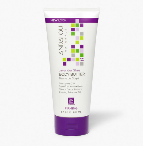 Andalou Naturals: Lavender Shea Firming Body Butter