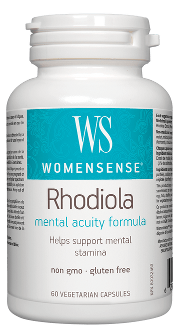 WomensSense: Rhodiola