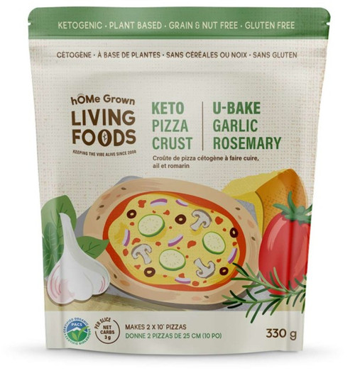 U-Bake Keto Pizza Crust