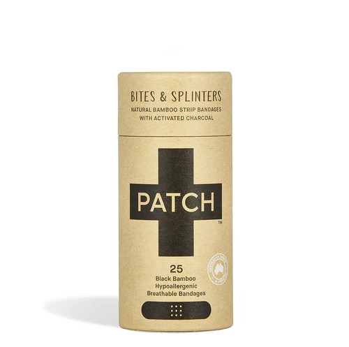 Patch Strips - Bamboo with Activated Charcoal
