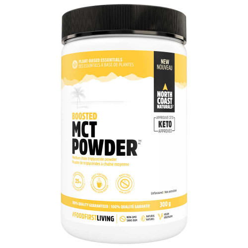 Boosted MCT Powder - Unflavoured