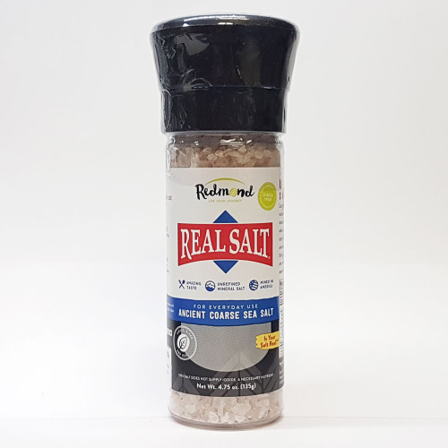 Redmond Ancient Coarse Sea Salt Grinder