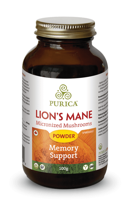Purica Lion's Mane Powder