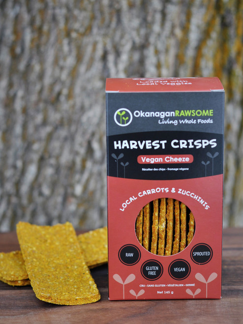 Harvest Crisps Vegan Cheeze
