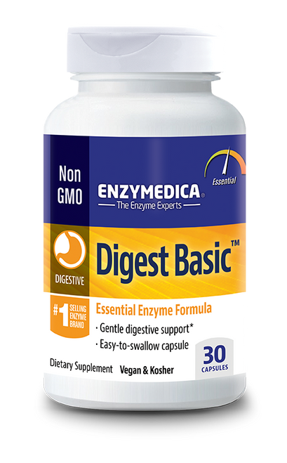 Enzymedica: Digest Basic 30 caps