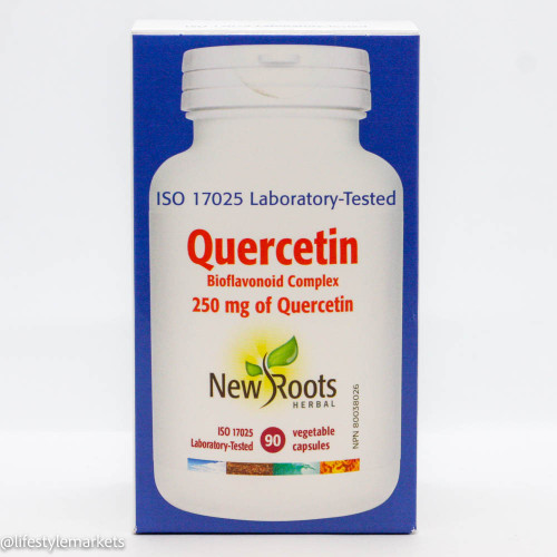 New Roots: Quercetin Complex