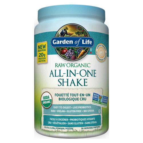 Garden of Life: All-In-One Shake - Lightly Sweetened