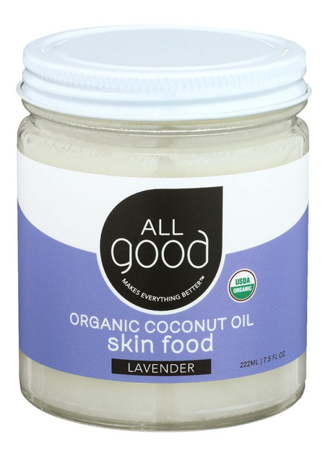 All Good: Skin Food Coconut Oil - Lavender