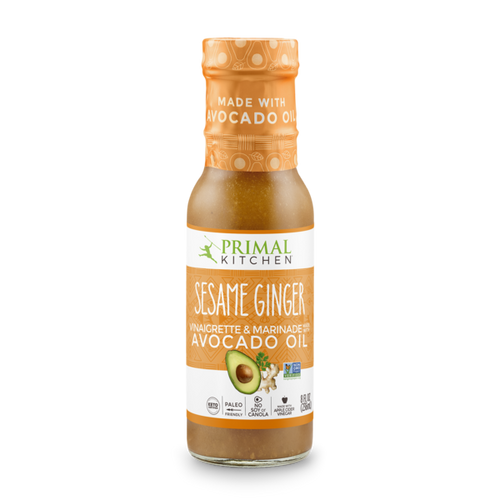 Primal Kitchen: Vinaigrette & Marinade - Sesame Ginger