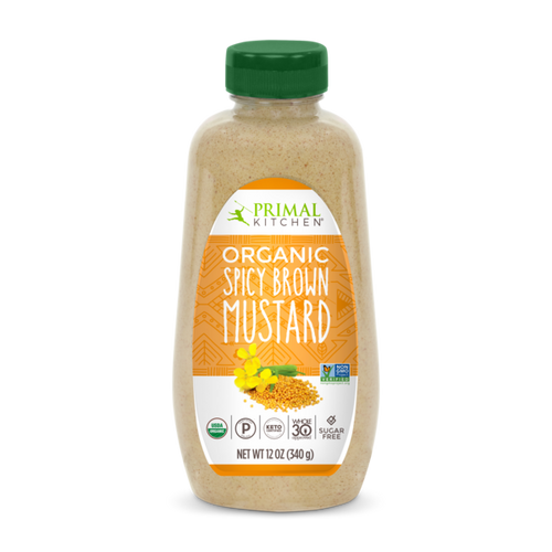 Primal Kitchen: Spicy Brown Mustard