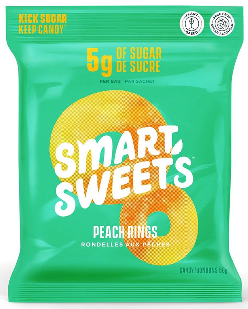 Smart Sweets: Peach Rings