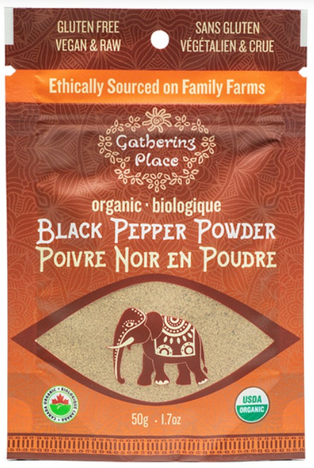 Gathering Place: Black Pepper Powder