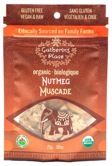 Gathering Place: Nutmeg