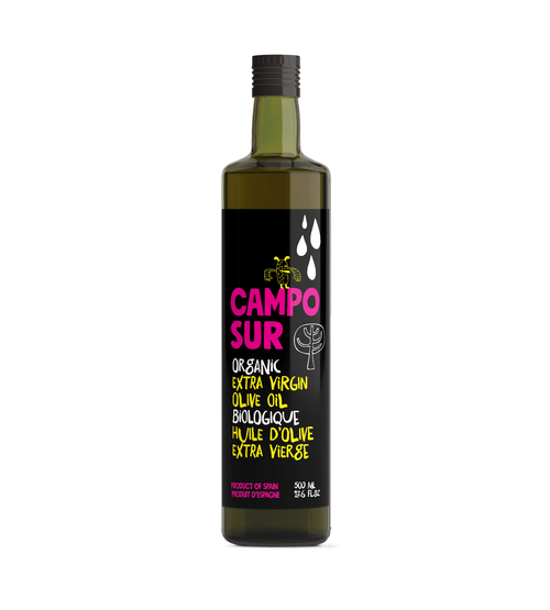 Campo Sur: Organic Extra Virgin Olive Oil