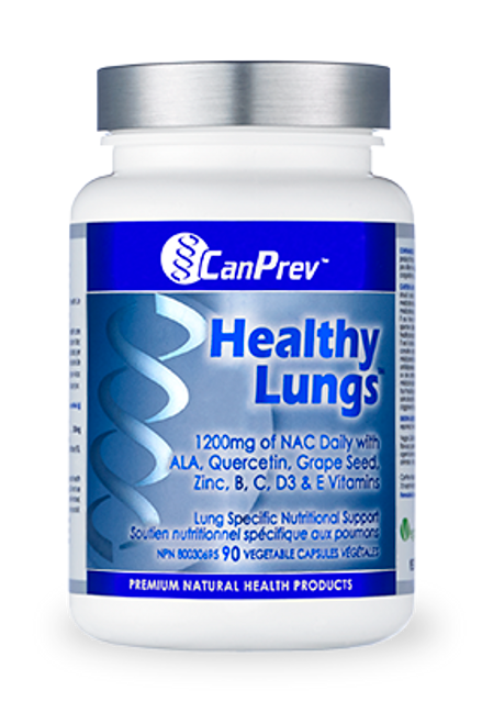 CanPrev: Healthy Lungs