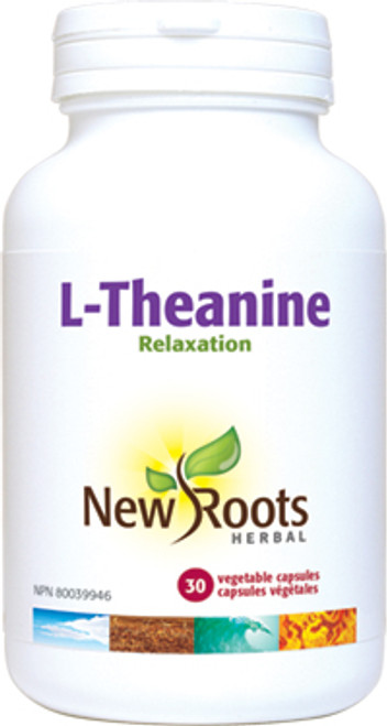 New Roots Herbal: L-Theanine
