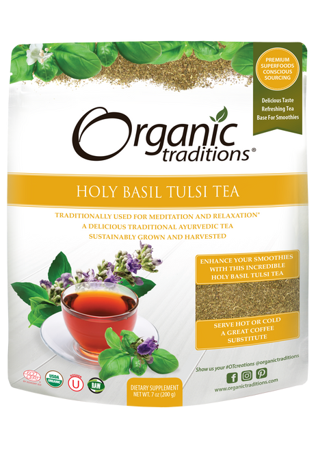 Holy Basil Tulsi Tea