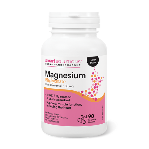 Magnesium Bisglycinate new label coming soon