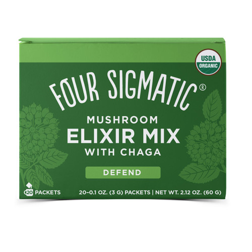 Four Sigmatic: Mushroom Mix with Chaga