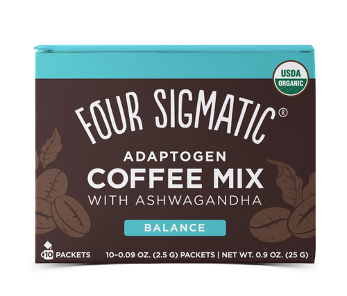 Four Sigmatic: Coffee Mix w/ Ashwagandha