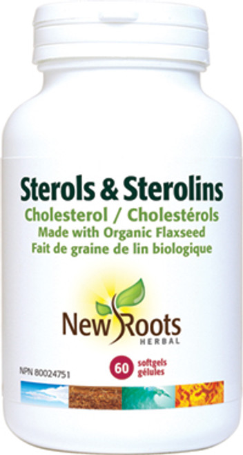 New Roots: Sterols & Sterolins