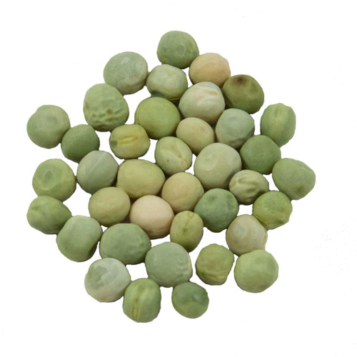 Organic Whole Green Peas (400g)