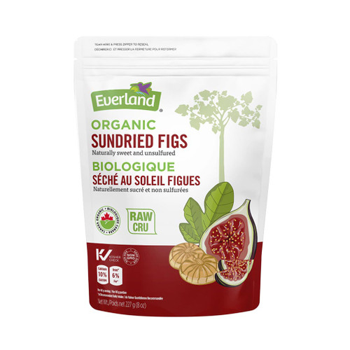 Everland: Organic Sundried Figs (227g)