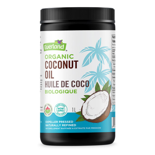Everland: Organic Coconut Oil (1 L)