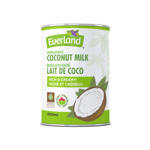 Everland: Organic Rich Coconut Milk (400ml)