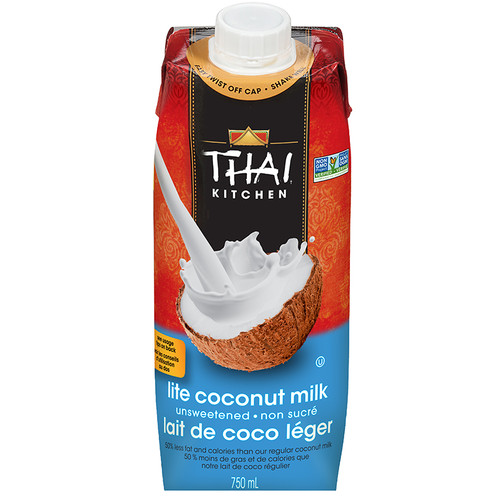 Thai Kitchen: Coconut Milk LITE Unsweetened Tetra