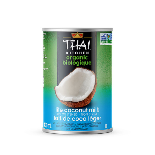 Thai Kitchen: Organic Lite Coconut Milk (400ml)
