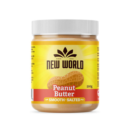 Peanut Butter (Salted) - Smooth