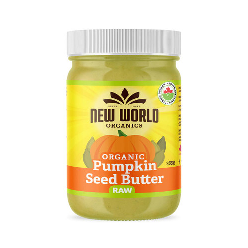 Raw Pumpkin Seed Butter (365g)